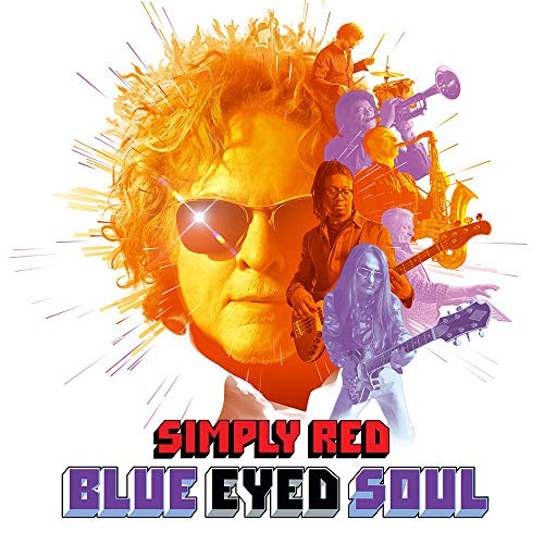 Simply Red - Blue Eyed Soul By Simply Red