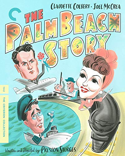 PALM BEACH STORY, THE (1942) (CRITERION COLLECTION)