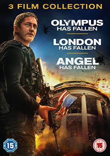 Olympus/London/Angel Has Fallen Triple Film Collection