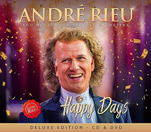 Andre Rieu - Happy Days By Andre Rieu