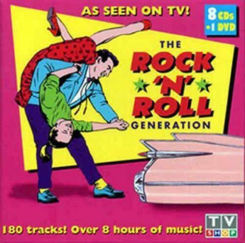 Frankie Avalon / Lloyd Price a.o. - The Rock 'N' Roll Generation
