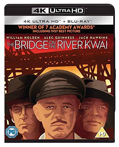 The Bridge on the River Kwai (UHD & BD - 2 DISCS) (NON UV)