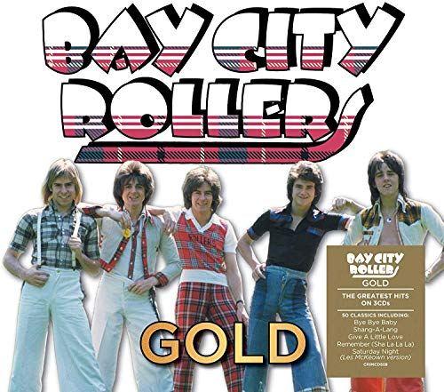 Bay City Rollers - Bay City Rollers: Gold