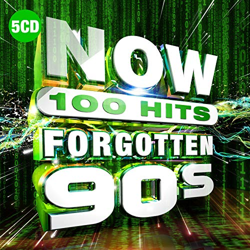 Various Artists - NOW 100 Hits Forgotten 90s By Various Artists