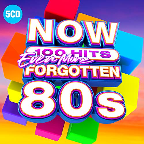 Various Artists - NOW 100 Hits Even More Forgotten 80s By Various Artists