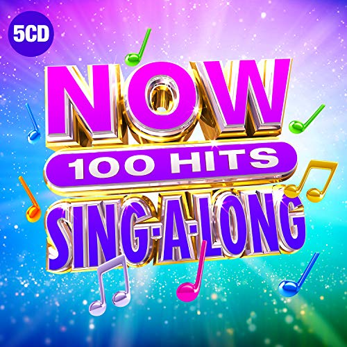 Various Artists - NOW 100 Hits Sing-A-Long