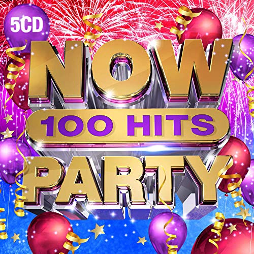 Various Artists - NOW 100 Hits Party By Various Artists