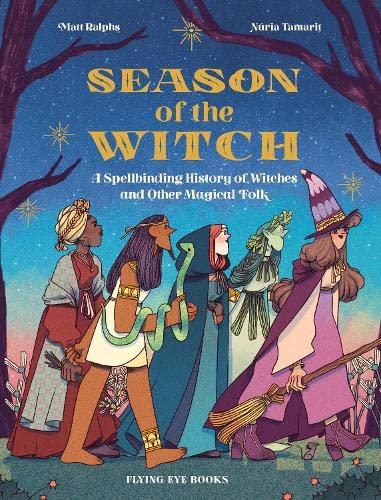 Season of the Witch By Matt Ralphs