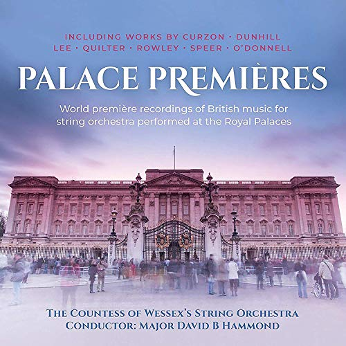 The Countess of Wessex's String Orchestra - Palace Premieres [The Countess of Wessex's String Orches By The Countess of Wessex's String Orchestra