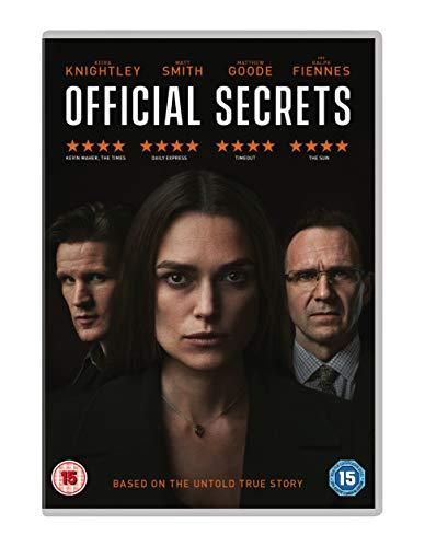 Official Secrets (DVD)