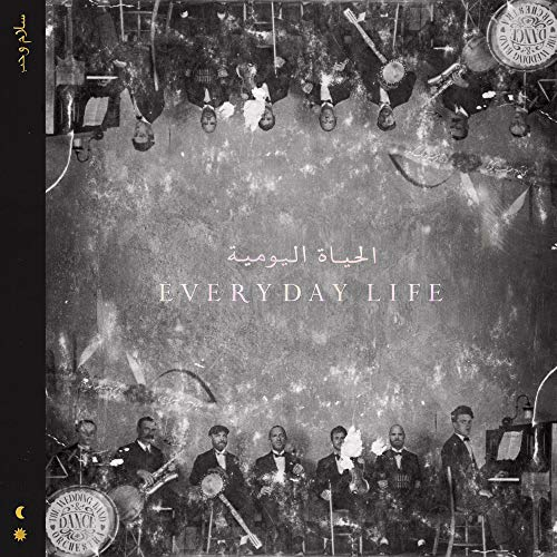 Coldplay - Everyday Life By Coldplay