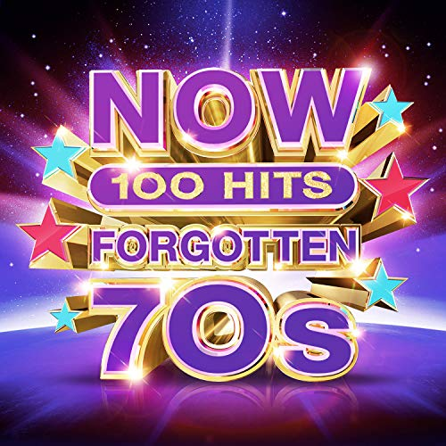 Various Artists - NOW 100 Hits Forgotten 70s By Various Artists