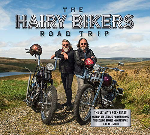 Various Artists - Hairy Bikers Roadtrip By Various Artists