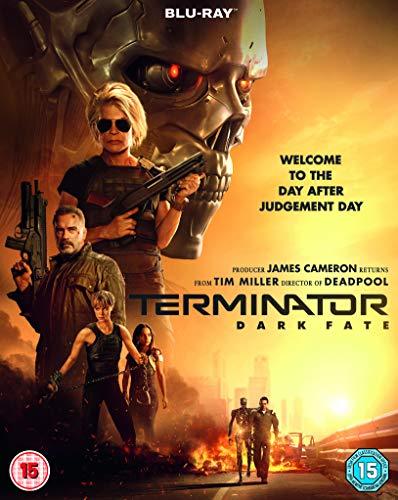 Terminator: Dark Fate BD