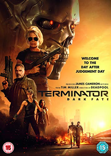 Terminator: Dark Fate DVD