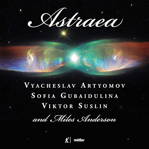 Miles Anderson - Astraea  [Me By Miles Anderson