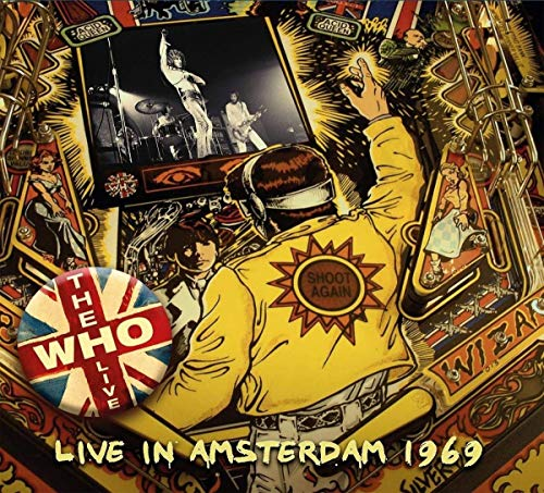 The Who - Live In Amsterdam 1969 (2CD) By The Who