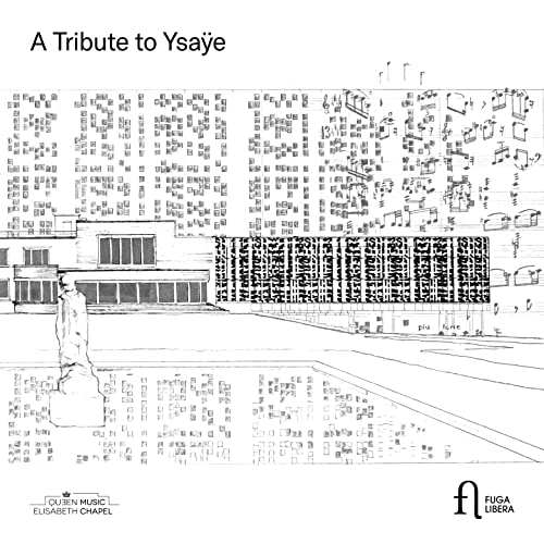 Various Artists - A Tribute to Ysaye By Various Artists