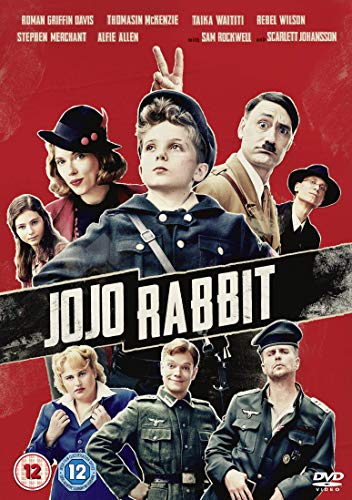 JoJo Rabbit DVD