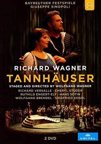 Giuseppe Sinopoli & Wolfgang Wagner - Richard Wagner: Tannhauser