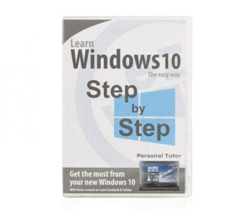 Learn Windows 10 step by step
