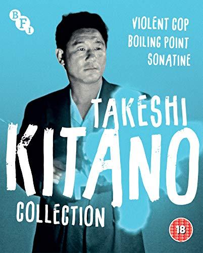 Takeshi Kitano Collection (1989-1993) (3 x Blu-ray)