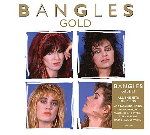 Bangles: Gold
