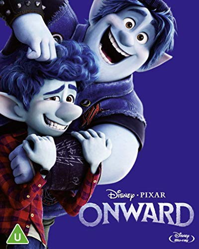 Disney & Pixar's Onward Blu-ray