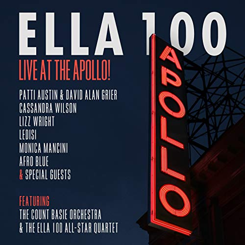 Various Artists - Ella 100: Live At The Apollo! By Various Artists