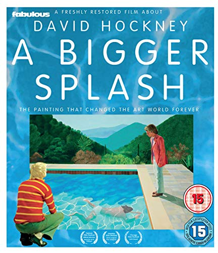 A Bigger Splash Blu-Ray