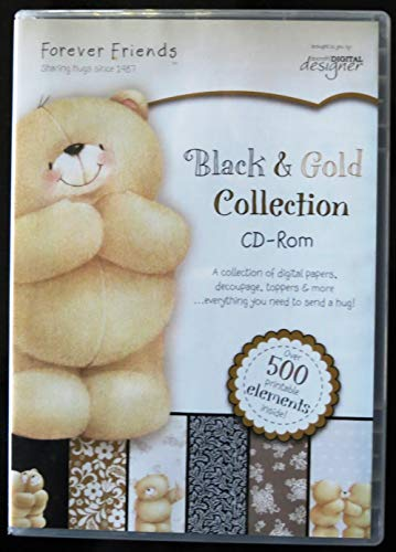 Forever Friends - Black & Gold Collection CD-ROM