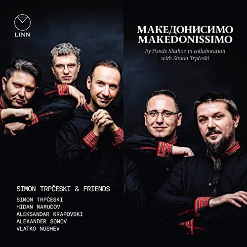 Vlatko Nushev - Makedonissimo By Vlatko Nushev