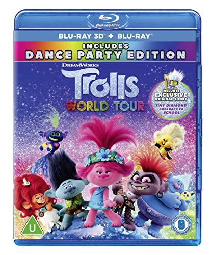 Trolls World Tour (2D +3D Blu-ray)