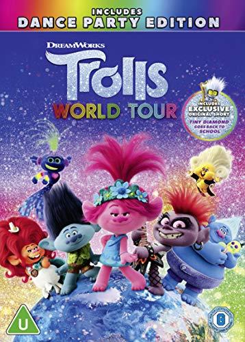 Trolls World Tour (DVD)