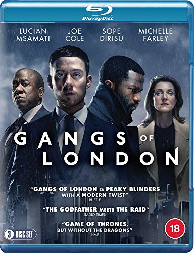 Gangs of London - BLU-RAY