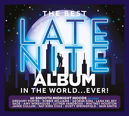 Various Artists - The Best Late Nite Album In The World... Ever! By Various Artists