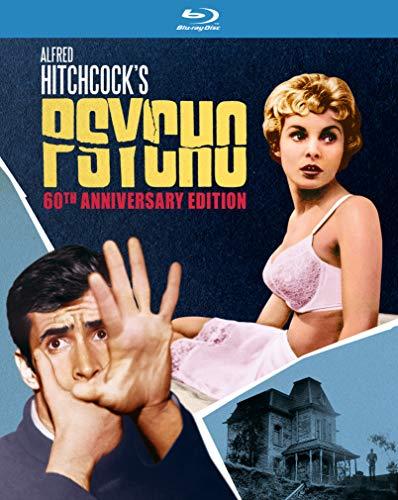 Psycho 60th Anniversary Edition (Blu-ray)