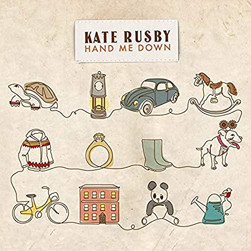 Kate Rusby - Hand Me Down By Kate Rusby