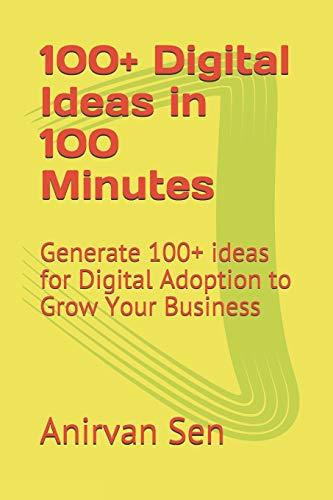 100+ Digital Ideas in 100 Minutes By Anirvan Sen