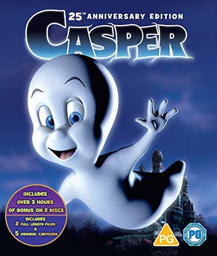 Casper 25th Anniversary Edition (DVD & Blu-ray)