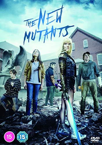 Marvel's The New Mutants DVD