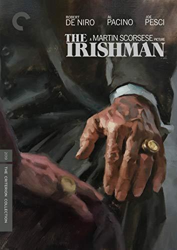 The Irishman  (DVD)