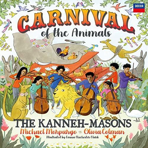The Kanneh-Masons Michael Morpurgo Olivia Colman - Carnival