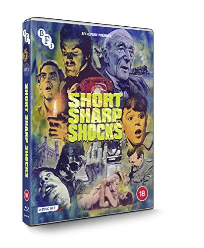 Short Sharp Shocks (2-disc Blu-ray)