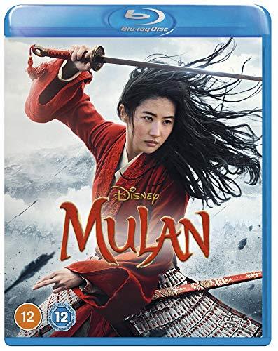 Disney's Mulan (2020) Blu-ray