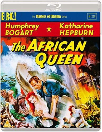 The African Queen (Masters of Cinema) Standard Edition Blu-ray