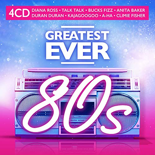 Various Artists - Greatest Ever 80s By Various Artists