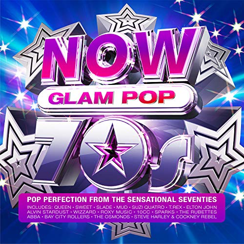 Various Artists - NOW 70s Glam Pop