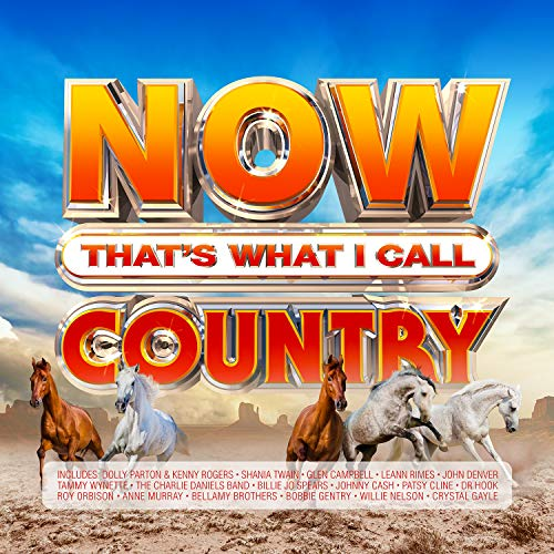 Various Artists - NOW Thats What I Call Country