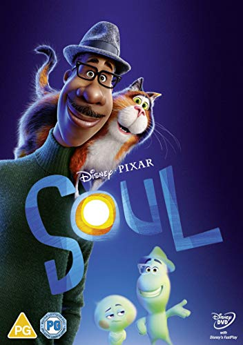 Disney and Pixar's Soul DVD